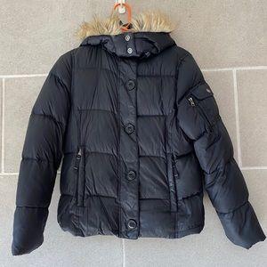 L.L.Bean Black Puffer Jacket